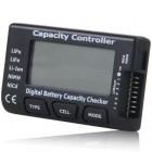 Цифровой тестер для всех типов аккумуляторов