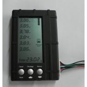 Балансир для аккумуляторов 3 в 1, режим разряд/балансир