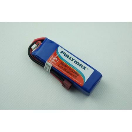 Аккумулятор Li-Po Fullymax 11.1V 2200mAh 3cell 20C