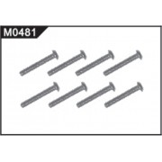 M0481 Cross Top Screw (M3.0*18mm head Ф5.5mm)