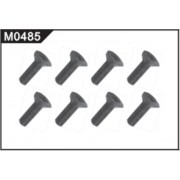 M0485 Screw (M2.5*8mm Ф5.0)