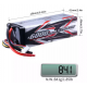 АккумуляторSunpadow 22.2V 6S Lipo 6000mAh 60C