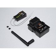 FrSky DJT 2.4Ghz Combo Pack ,V8FR-II RX