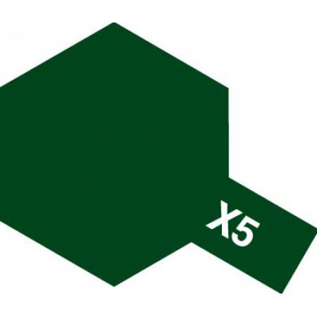 81505 Tamiya Х-5 Green (Зеленая)