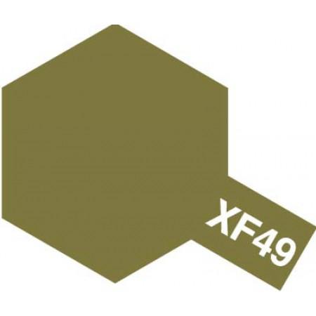 81749 Tamiya XF-49 Khaki (Хаки)