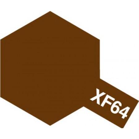 81764 Tamiya XF-64 Red Brown (Красно-коричневая)