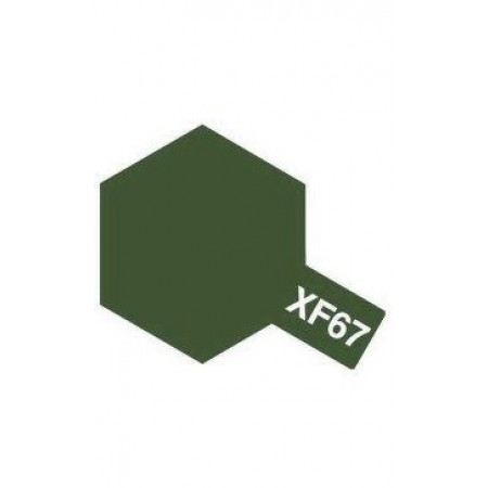 81767 Tamiya XF-67 Nato Green (Зеленая Нато)