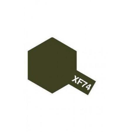 81774 Tamiya XF-74 OD (JGSDF)