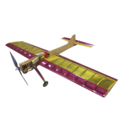 Кордовая пилотажная модель самолета F2B Акробат-Е