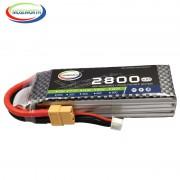 Аккумулятор Li-Po  11.1V 2800mAh 3cell 40C