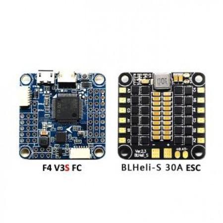 Betaflight F4 V3S V3 PRO OSD 30A 4в1 ESC