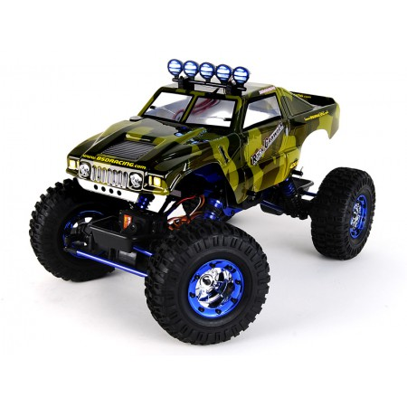1:10 Rock Crawler 4WD, Brushed, RTR, 2.4G, Light system