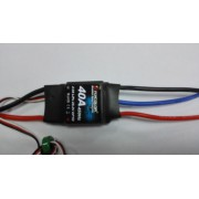 Регулятор оборотов электродвигателя FLY- 40A  450Hz OPTO