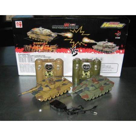 Танковый бой HQ  2,4 ГГц