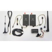 Передающий и принимающий модуль FY-605 433MHz 2000mW с адаптером для автопилота FY31AP/FY41AP
