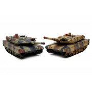Танковый бой  1:32 2.4GHz