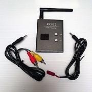 Приемник  новая версия RC832  40 ch FPV 5.8 G  аудио-видео ресивер