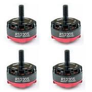 RS2205 2300KV  мотор для гоночных квадрокоптеров CСW и СW