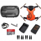 Квадрокоптер Wingsland S6 HD camera GPS (селфи дрон)