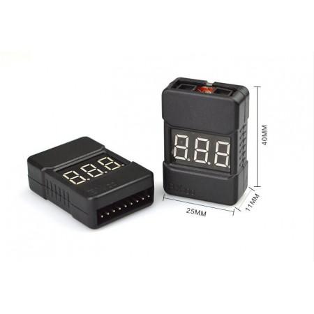 Индикатор питания для Li-Po аккумуляторов