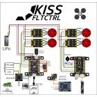 Полетный контроллер KISS FC 32bit
