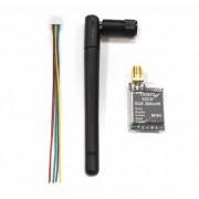 5.8 ГГц 200 МВт 32CH мини FPV аудио  видео-передатчик  TS5823