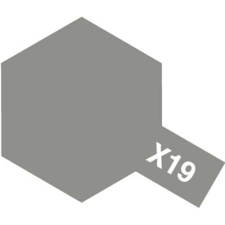 81519 Tamiya Х-19 Smoke (Дымчатая)