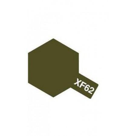 81762 Tamiya XF-62 Olive Drab (Оливково-серая)