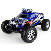 1:10 Off-Road Monster Truck 4WD, Brushed, RTR, 2.4G, Waterproof, Light system
