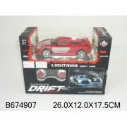 Машинка р/у 666-224 Дрифт (4WD)