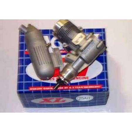 Двигатель ASP / Magnum 25AII