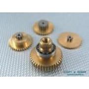 Ремкомплект к рулевой машинке Tower Pro MG995,MG996