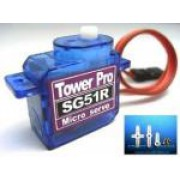 Рулевая машинка Tower Pro SG51