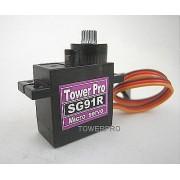 Рулевая машинка Tower Pro SG91R2