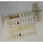 Радиоуправляемая модель Biloute  ТРЕНЕР(бальзовая нарезка)
