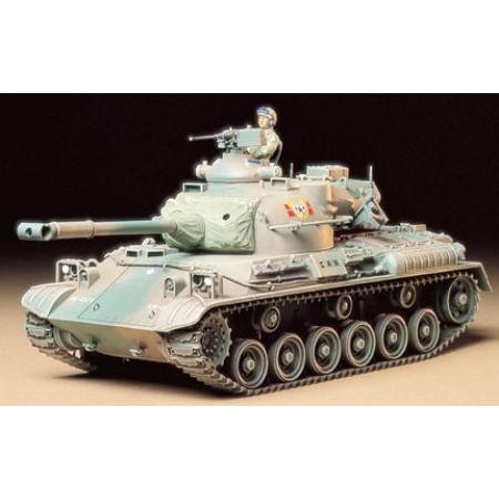 Tamiya 35163 JGSDF Type 61 Tank, 1/35