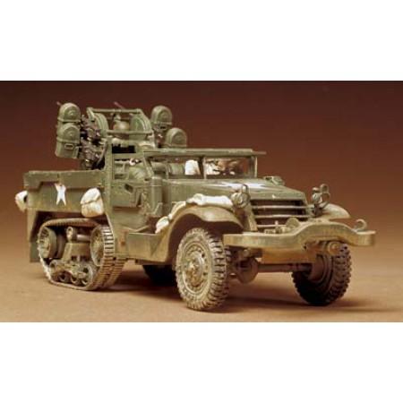 Tamiya 35081 U.S. Multiple Gun Motor Carriage M16, 1/35