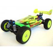 1:8 Off-Road Buggy 4WD, Brushless, RTR, 2.4G