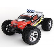1:8 Off-Road Monster Truck 4WD, Brushless, RTR, 2.4G, Waterproof, Light system