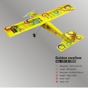 Модель самолета Lanyu Golden Swallow