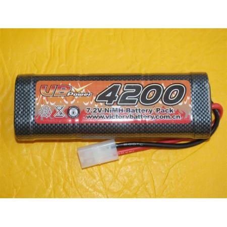 Аккумулятор Ni-MH 7.2V/4200mAh