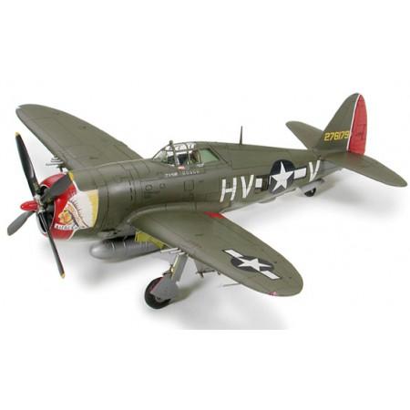 """Tamiya 60769 Republic P-47D Thunderbolt """"Razorback"""", 1/72"""