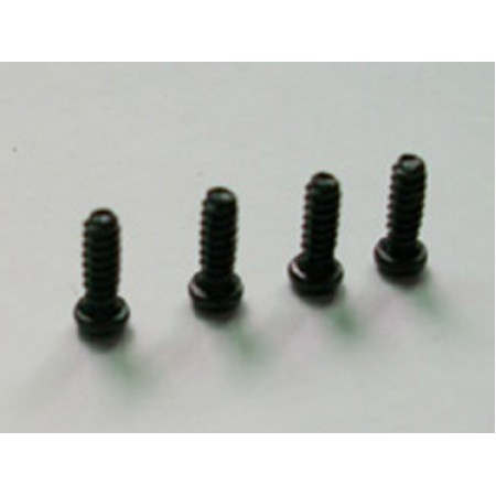 85148 Round Head Self Tapping Hex Screw 2*6